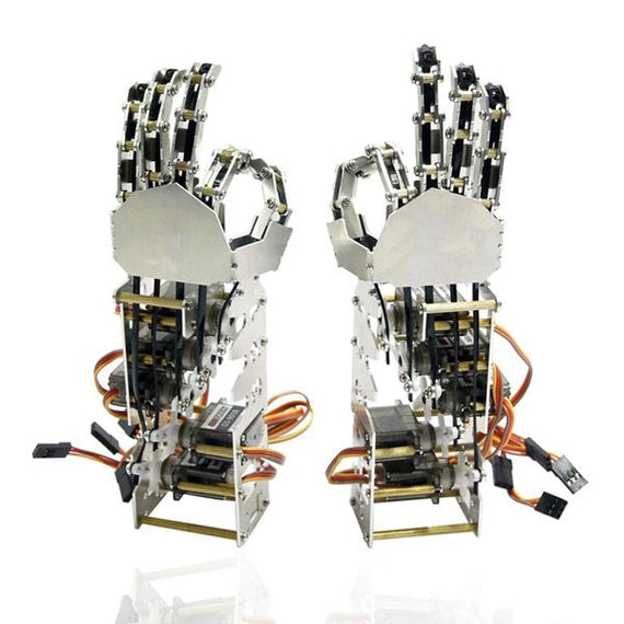 DIY 5dof Left or Right hand Mechanical Arms
