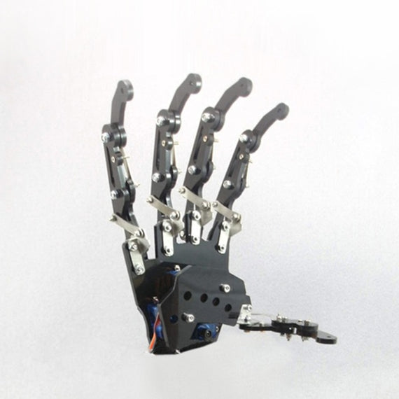 DIY 5dof Left or Right Robotic Hands