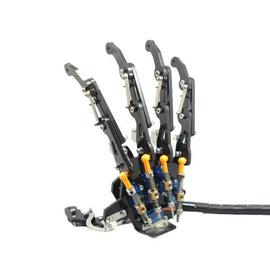 DIY 5dof Left or Right Robotic Hands - DIY-Geek