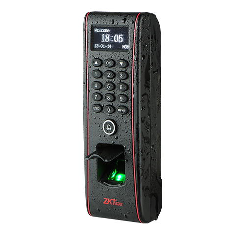 F17 - ZKTeco IP Based Fingerprint Access Control Units - DIY-Geek