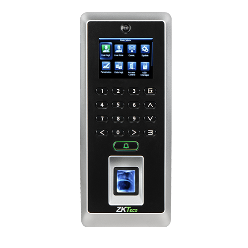 F21/ID - ZKTeco IP Based Fingerprint Access Control Units - DIY-Geek