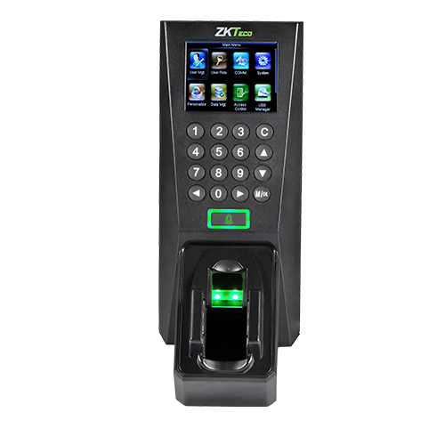FV18 - ZKTeco IP Based Fingerprint Access Control Units - DIY-Geek