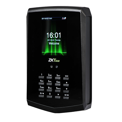 KF460 - ZKTeco IP Based Fingerprint Time and Attendance Units