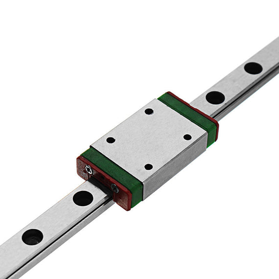 MGN7 Linear Guide Rails c/w Guide Block