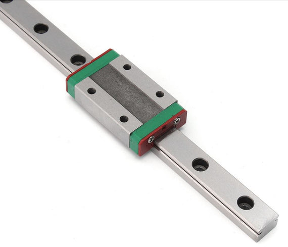 MGN9 Linear Guide Rails c/w Guide Block