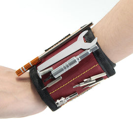 Magnetic Tool Wristband - DIY-Geek