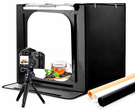 Portable Photo Studio Box 60 x 60 - DIY-Geek