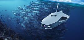 Power Vision Underwater Fishing Drone