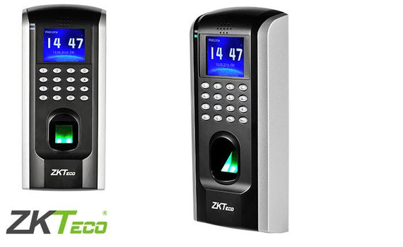 SF200 - ZKTeco IP Based Fingerprint Access Control Units