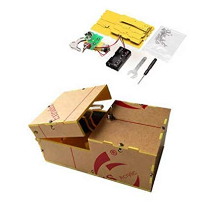 Useless Box DIY Kit - DIY-Geek