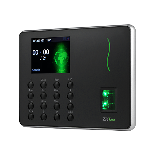 WL10 - ZKTeco IP Based Fingerprint Time and Attendance Units
