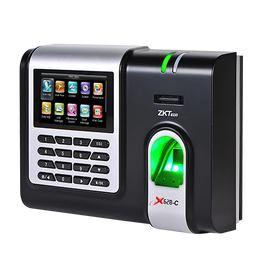 X628-C - ZKTeco IP Based Fingerprint Time and Attendance Units