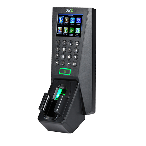 FV18 - ZKTeco IP Based Fingerprint Access Control Units