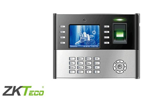 iClock 990 - ZKTeco IP Based Fingerprint Time and Attendance Units - DIY-Geek