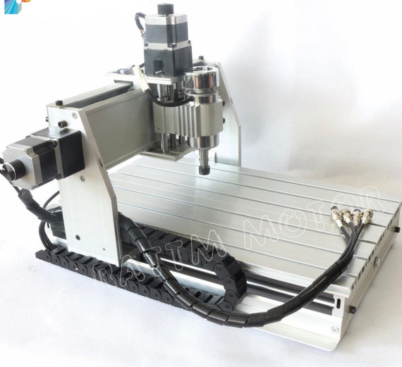 3040 3 Axis DIY CNC Router - DIY-Geek