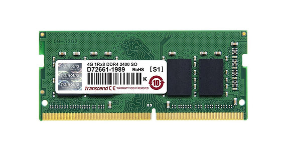 Transcend 4Gb DDR4-2400 Notebook RAM