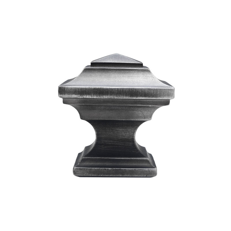 "Oxford Wood Finial for 2-1/4"" Pole"