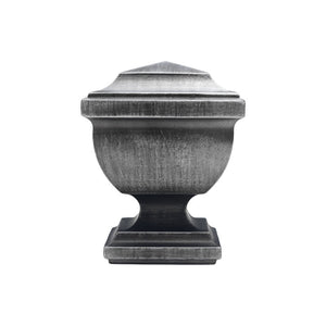 "Westwood Wood Finial for 2-1/4"" Pole"