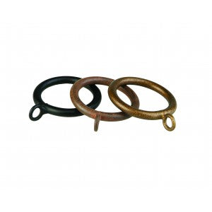 "Plain Rings for 1"" Iron Pole, Box of 50"