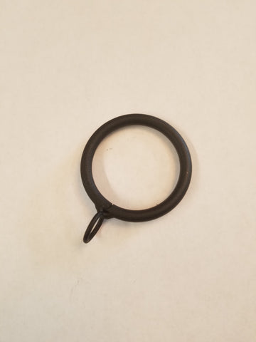 "Iron ring for 1"" iron rod, each."