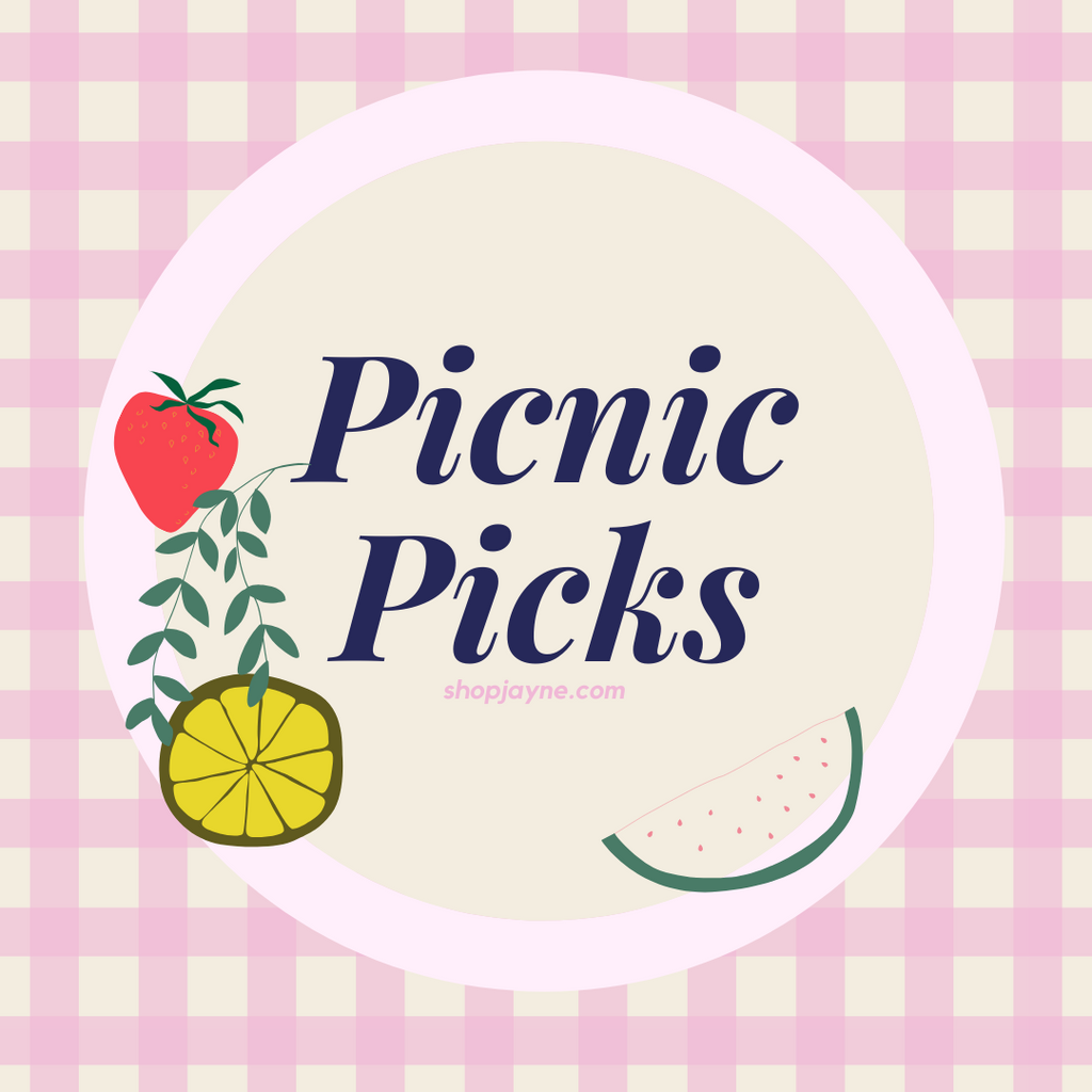 Picnic Picks: Bring Your Baskets! 🧺