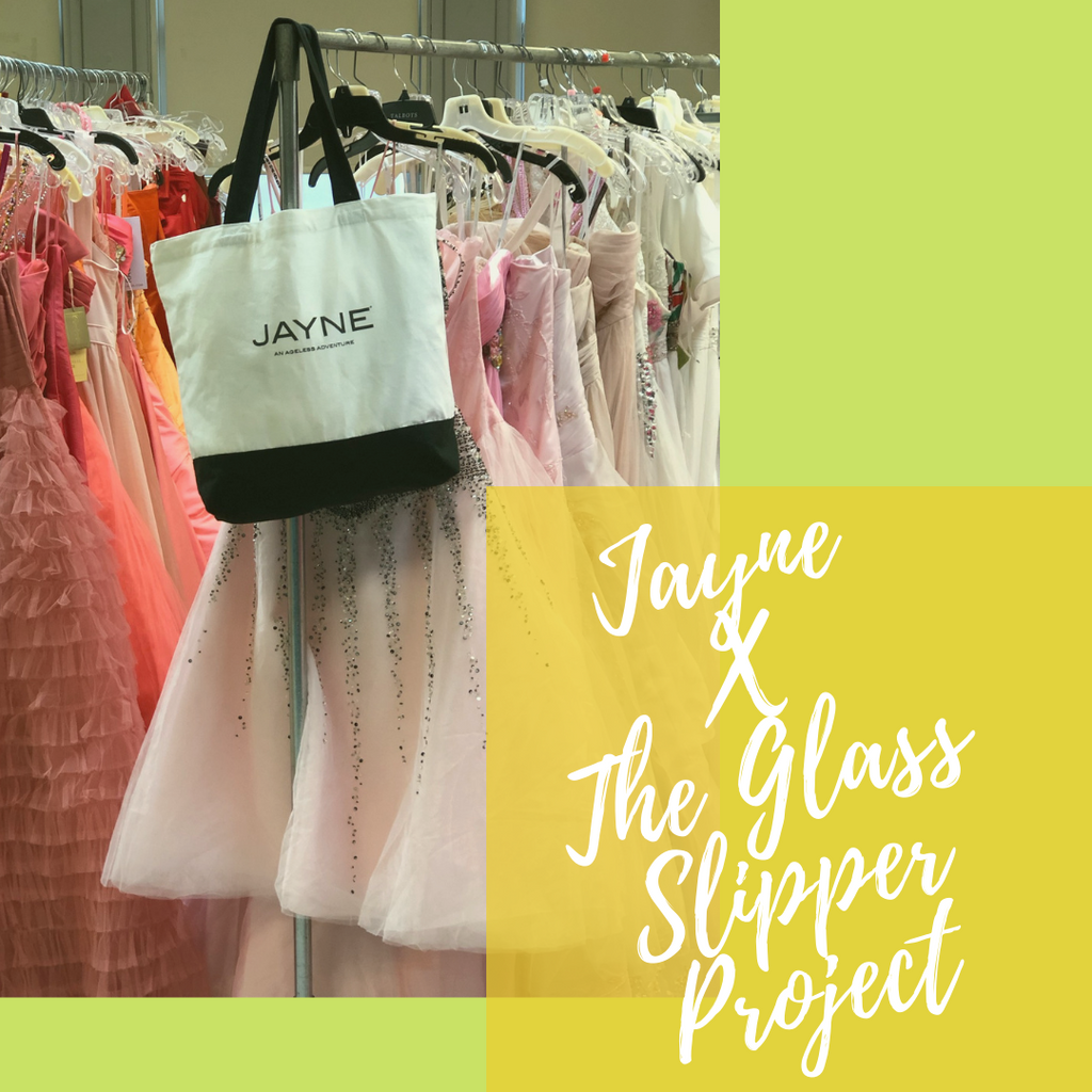 JAYNE x The Glass Slipper Project