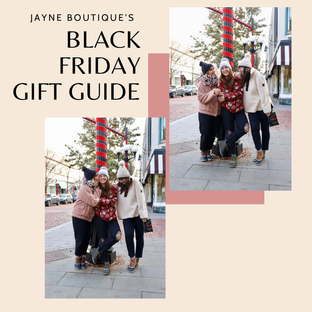 Black Friday Gift Guide!