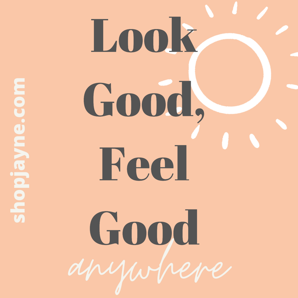 Look Good, Feel Good: Anywhere