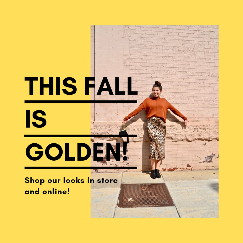 This Fall Is Golden!