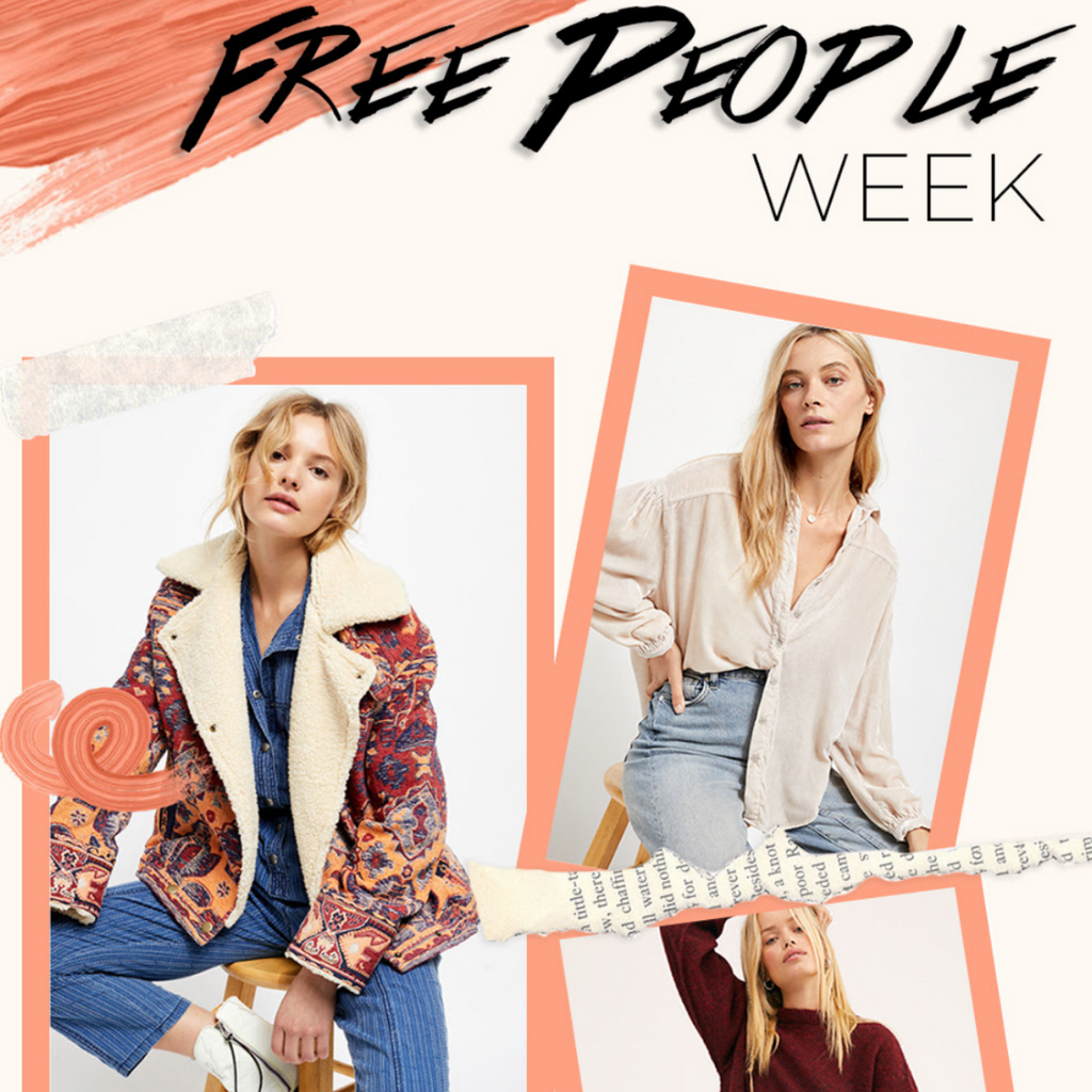 Free People Week!