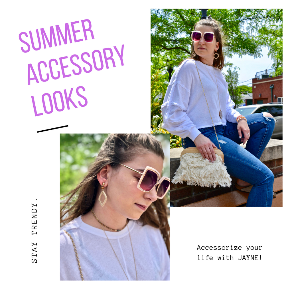 Summer Accessory Looks We Are Living For