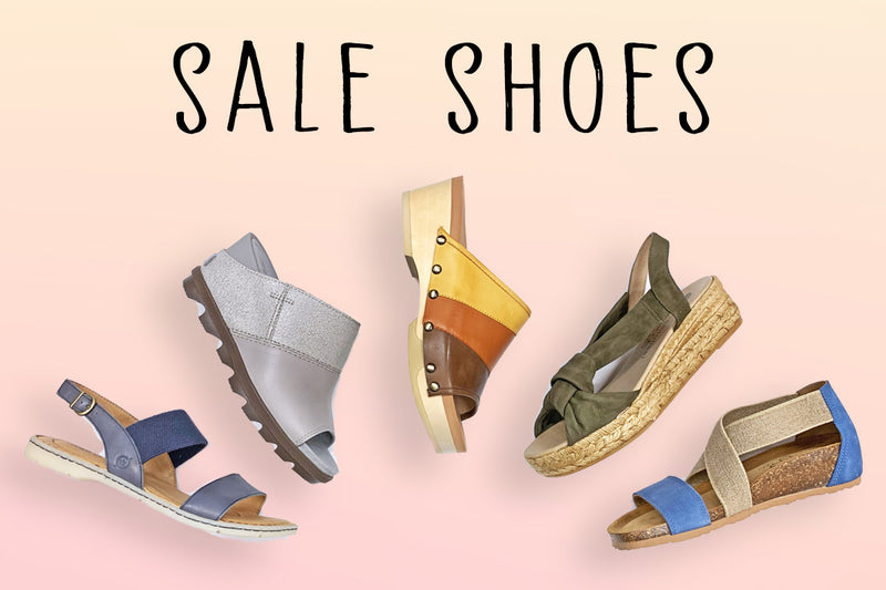 spring summer footwear shoe sale