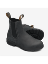 Blundstone 1630 Original Double Tab Boot in Rustic Black
