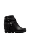 Sorel Out N About Puffy Lace Sneaker Boot in Black