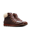 Sorel Harlow Lace Cozy Bootie in Burro Brown