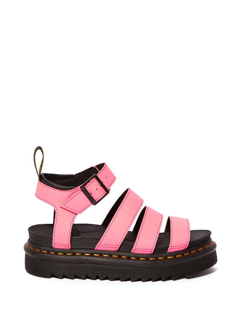 Dr. Martens Blaire Gladiator Sandals in Pink