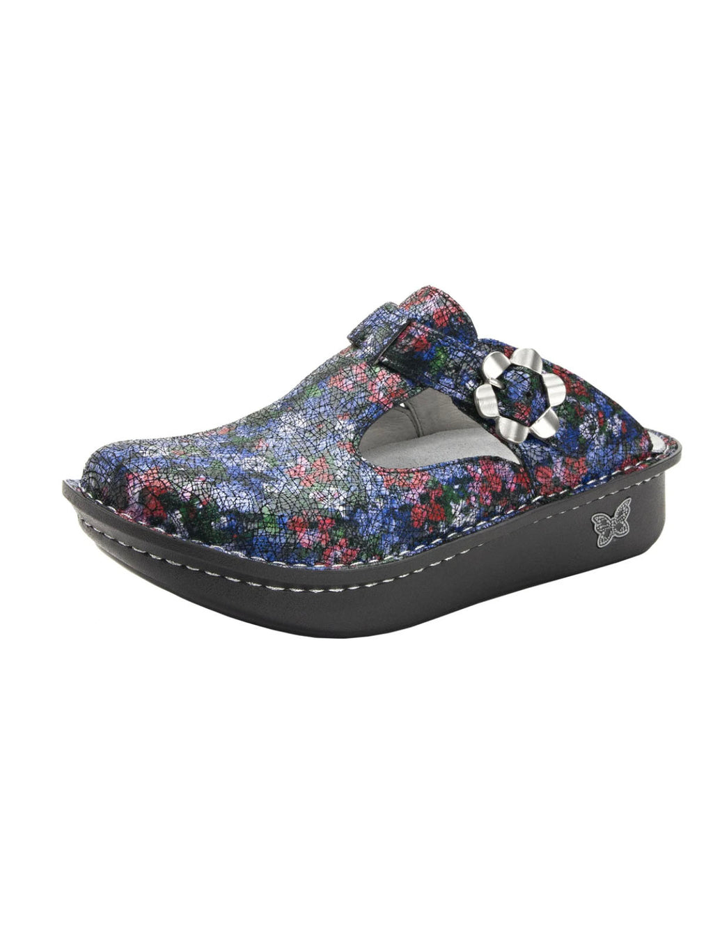 Alegria Classic Rocker Clog in Fieldings