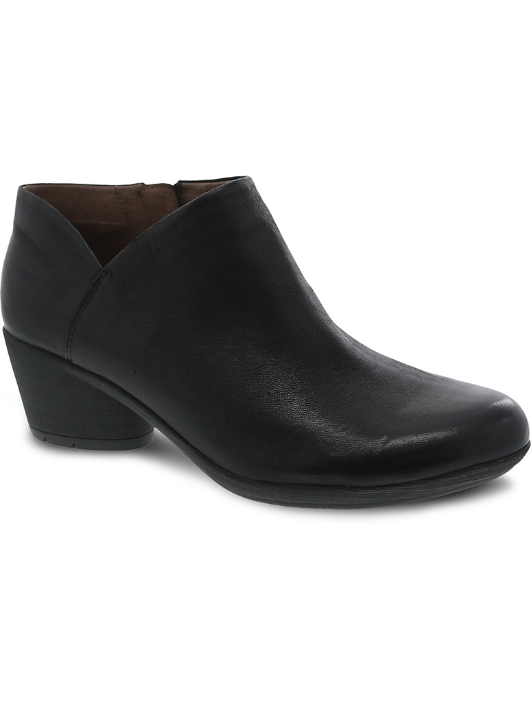 Dansko Raina Bootie in Black
