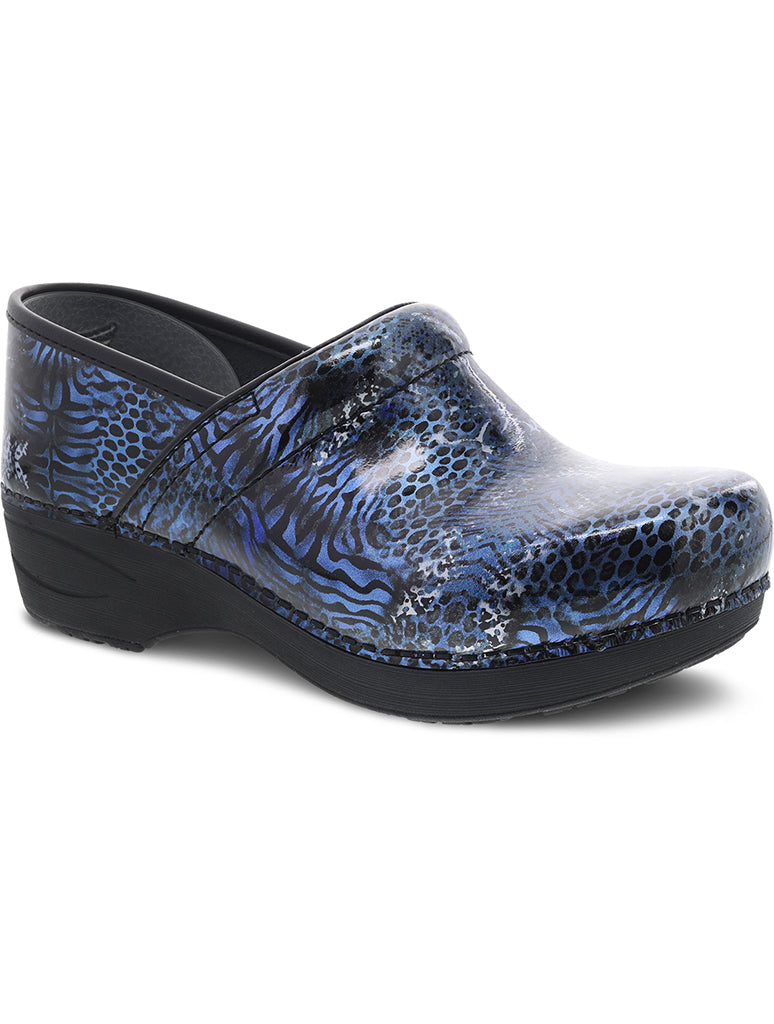 Dansko XP 2.0 Clog Shoe in Animal Patent