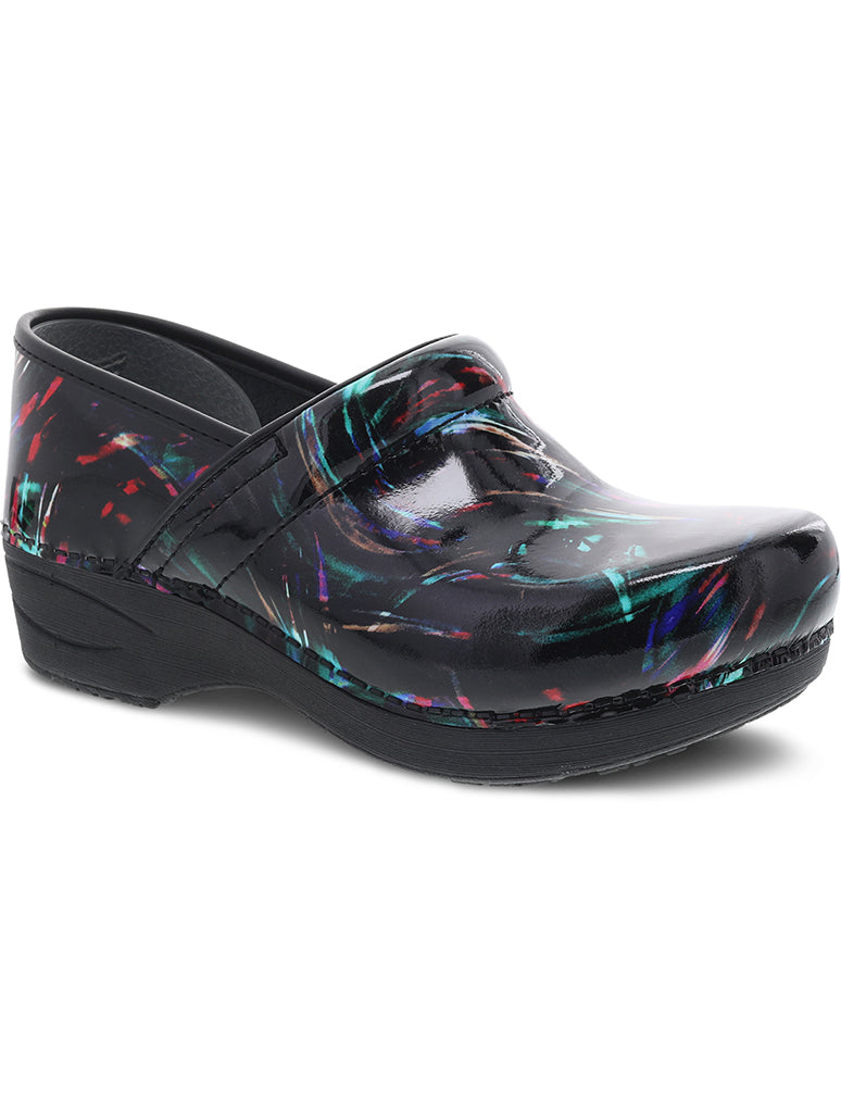 Dansko XP 2.0 Clog Shoe in Paint Swirl