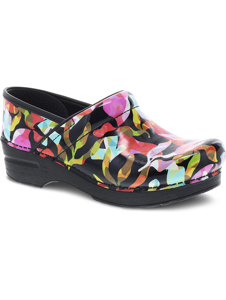 Dansko Professional Clog Shoe in Color Fusion
