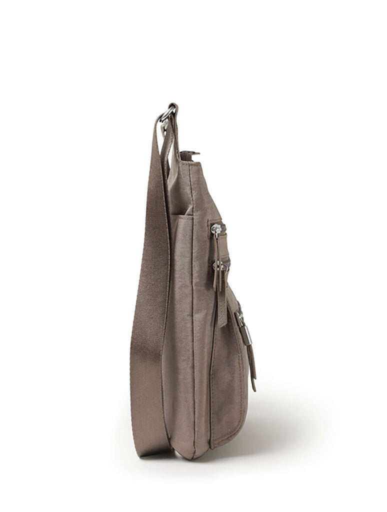 Baggallini Around Town Bag in Portobello Shimmer