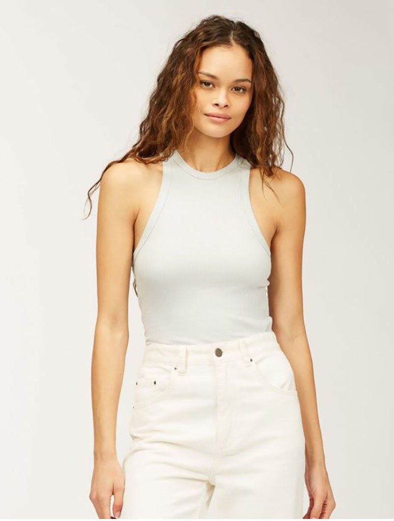 Billabong Tomboy Tank Top in Ice Blue