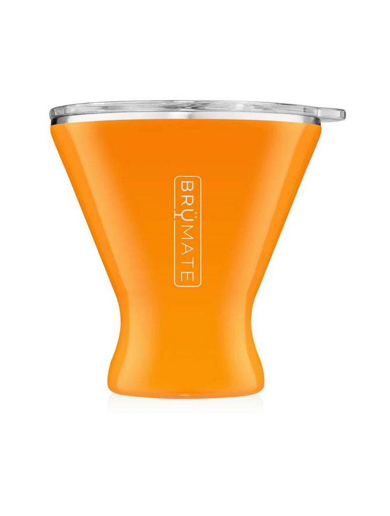 BrüMate MargTini Tumbler in Hunter Orange