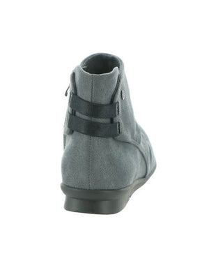 Bussola Chia Bootie in Carbon Grey
