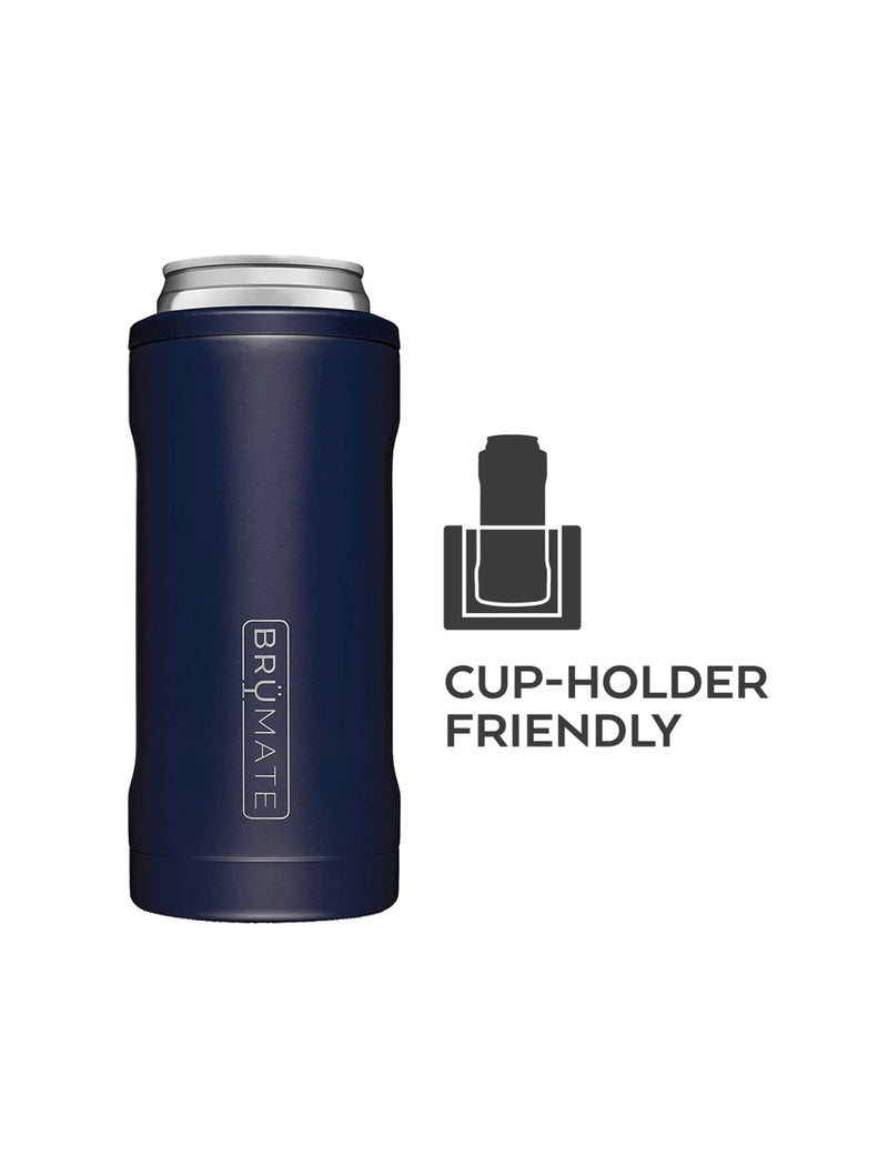 BrüMate Hopsulator Slim in Matte Navy