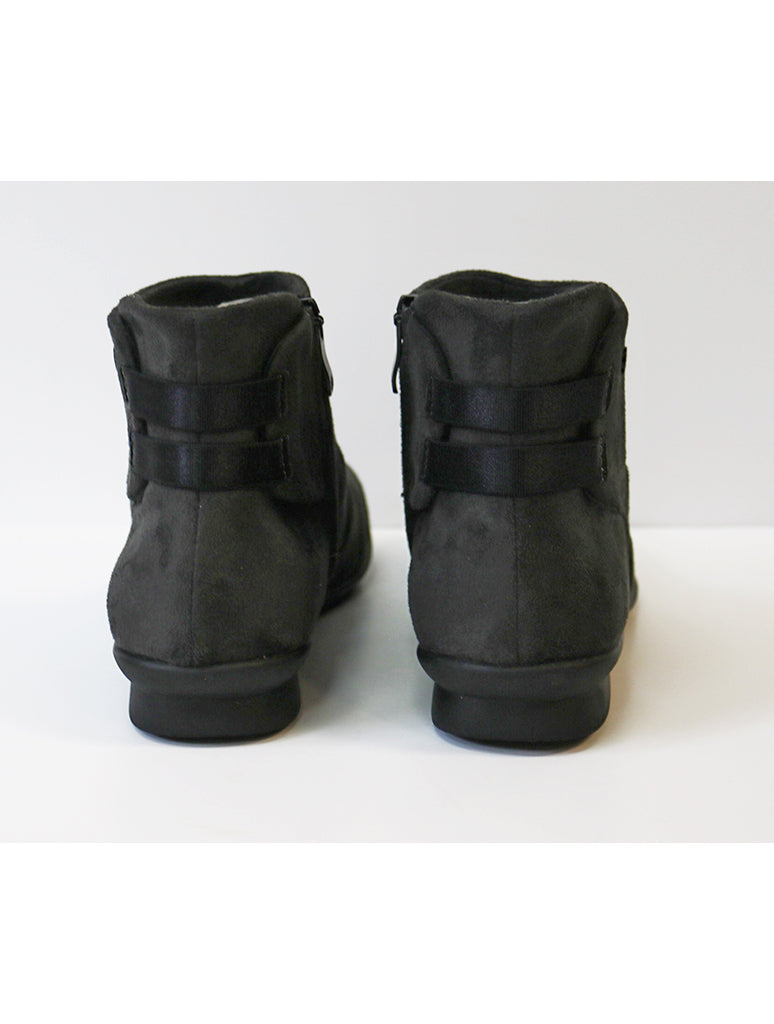 Bussola Cyra Boot in Charcoal