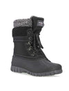 Blundstone 587 Short Boot in Rustic Black