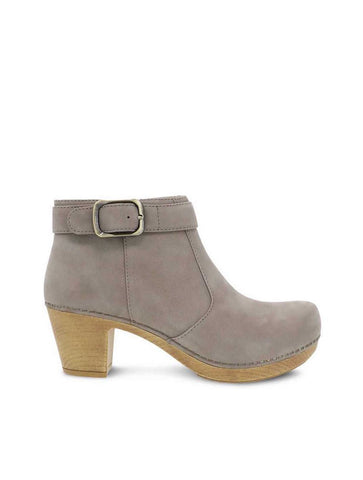 Eric Michael Janel Buckle Boot in Tan