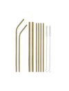 Design Works Ink 'Sippity Doo Dah' Straw Set in Forest